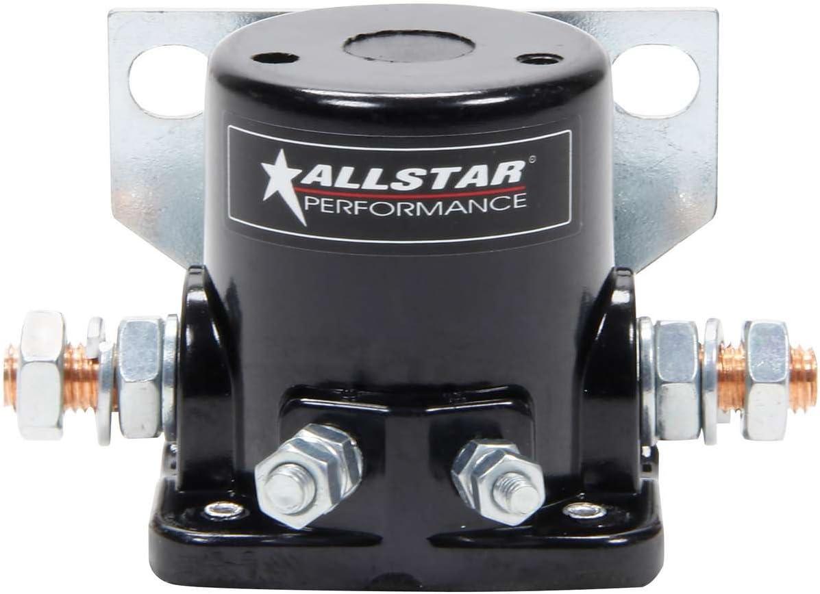 Allstar ALL76203 Black Max 87% OFF Direct store Solenoid Regular Starter