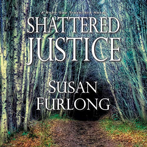 Shattered Justice cover art