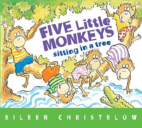 Five Little Monkeys Sitting in a Tree (A Five Little Monkeys Story)の詳細を見る
