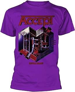 Accept 'Metal Heart' (Purple) T-Shirt