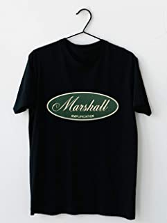 Marshall Amplification Oval Tshirt Hoodie for Men Women Unisex