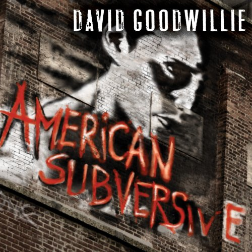 American Subversive audiobook cover art