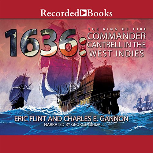 1636 audiobook cover art