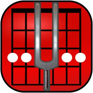 iJangle Guitar Chords Plus: Chord tools with fretboard scales and guitar tuner (Free)
