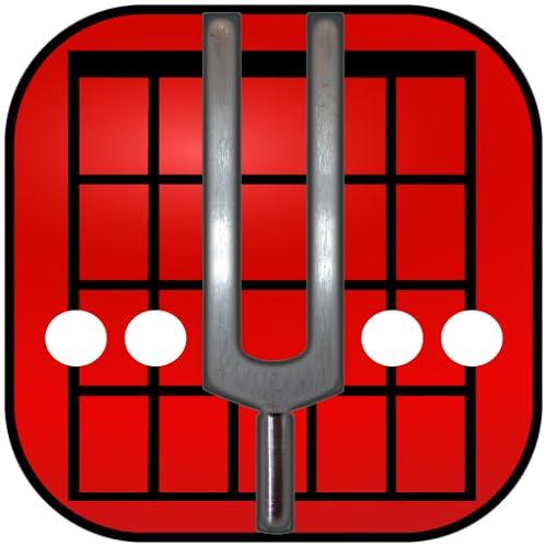 iJangle Gitarre tuning- Gitarre Akkorde Plus : Akkord - tools, mit skalen und gitarre stimmen (Gratis)