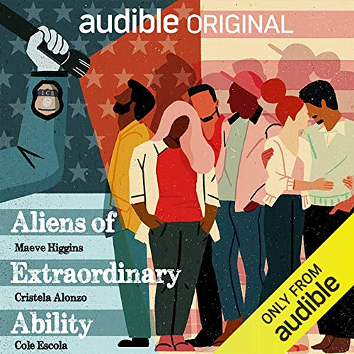 Page de couverture de Aliens of Extraordinary Ability