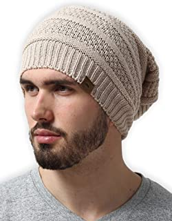 472660226e4 Amazon.com  Beige - Skullies   Beanies   Hats   Caps  Clothing ...