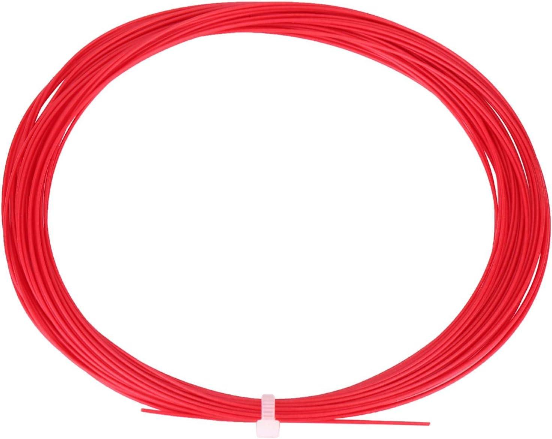 Paullice Badminton Over item handling String-6Colors 10m Nylon High Durable Flexibi New item