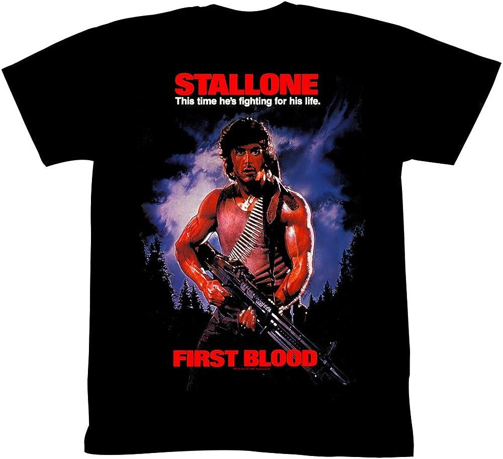 American Classics Rambo 1980s 購買 Action Fighting War Movie Thriller 期間限定で特別価格