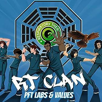 PFT Labs & Values