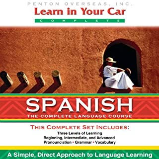 Learn in Your Car: Spanish, the Complete Language Course audiobook cover art