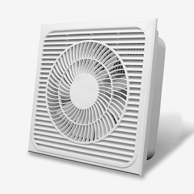 Ventilador extractor Cocina Embedded Ventilador Ventilador Ventilador de Aire Integrado de nueve Hoja Ventilador de Aire de Aire de Aire de Aire Ultra-Thin Conversión de Ventilación de Tres Velocidad,