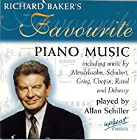 Richard Baker's Favourite Piano Music