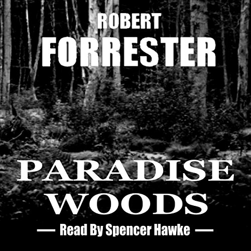 Paradise Woods audiobook cover art
