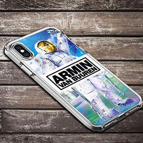 Goodsprout vrmgn vvn buuren ungversvl relgggran 5 Phone Case Transparent Silicone Cover For Funda iPhone 7/Funda iPhone 8