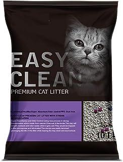 Mumoo Bear Cat Litter Multiple Cat Clumping Ball-Shaped Bentonite Formula Lavender 10L
