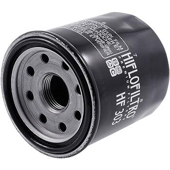 Filtre /à huile HIFLOFILTRO pour Kymco MXU 500 2x4 2008-2010 38,4//19,5 PS 28,2//14,3 kw