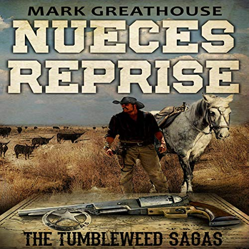 Nueces Reprise audiobook cover art