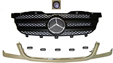 MB Grille Conversion Kit for Dodge & Freightliner (2007-2012)