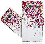 FoneExpert® Motorola Moto E3 Handy Tasche, Wallet Hülle Flip Cover Hüllen Etui Hülle Ledertasche Lederhülle Schutzhülle Für Motorola Moto E3 (3rd Gen 2016)