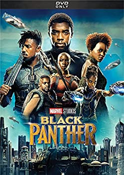 DVD BLACK PANTHER Book