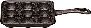 イシガキ産業 鉄鋳物 たこ焼き 9穴片手 3963