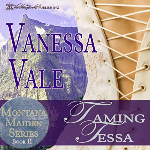 Taming Tessa audiobook cover art