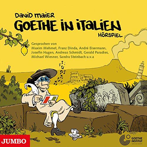 Goethe in Italien Titelbild