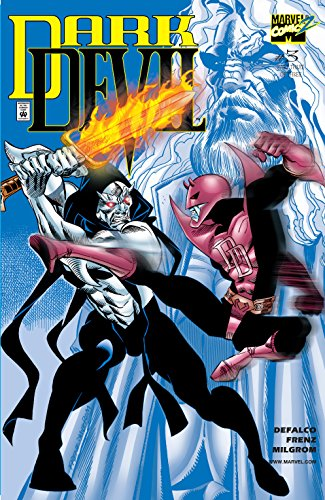 Darkdevil (2000) #3 (of 3) (English Edition) eBook: Frenz ...