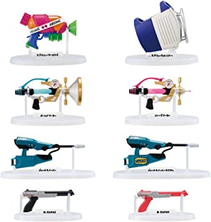 Splatoon 2 - Weapon Collection Part.3 8Pack BOX (CANDY TOY)