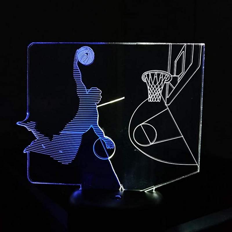 Plug In 3D Night Light Multi Function Remote Color Changing Lamp Bedroom Bedside Lamp Creative Stereo Dream Mini Night Light BOSS LV