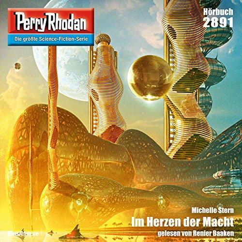 Im Herzen der Macht (Perry Rhodan 2891) Titelbild