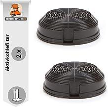 DREHFLEX - AK47 - filtro de carbón activado/filtro de carb