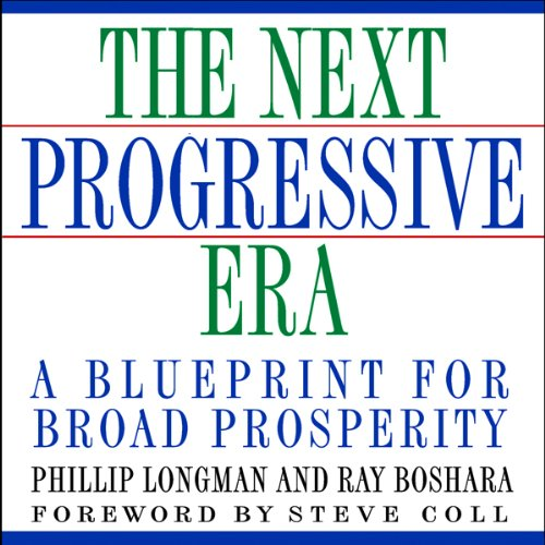The Next Progressive Era cover art