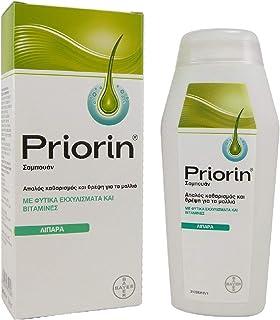 Bayer Priorin Champú anti pérdida de cabello para cabello graso 200 ml