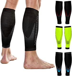 NV Compression Race And Recover Fasce di Compressione per Polpacci