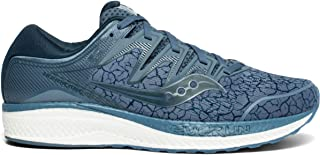 Saucony Men's Hurricane ISO 5 Grey/Black