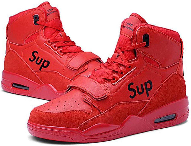 Herrenschuhe, Spring/Fall Casual Sneakers, Hip hop Dance Sneakers Travel Shoes,b,43 B07MKXL78Z  | Neuartiges Design