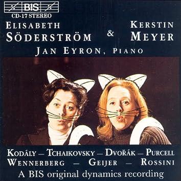 Soderstrom, Elisabeth / Meyer, Kerstin - Duets for Two Sopranos