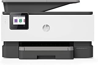 HP OfficeJet Pro 9010 – Impresora multifunción (imprime, copia, escanea, fax,..