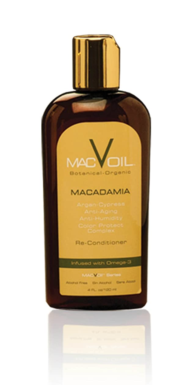 最後に歩く調子Macvoil マカダミアオイル再コンディショナー