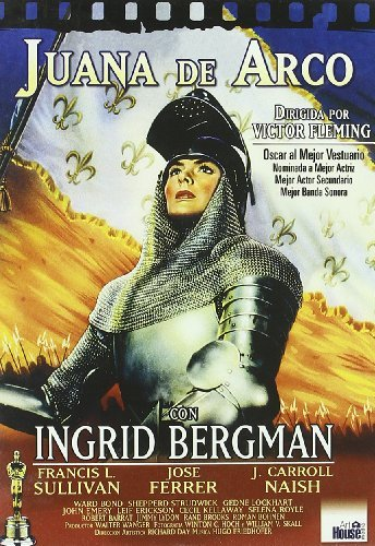 Joan of Arc -  DVD, Victor Fleming, Ingrid Bergman