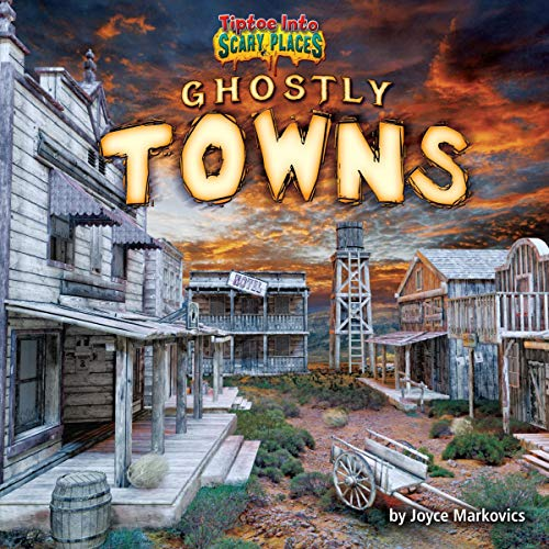 Couverture de Ghostly Towns