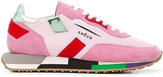 GHOUD Luxury Fashion Womens E19IRMLWMM20 Pink Sneakers   Fall Winter 19