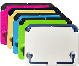 EDTara Folding Music Score Frame Durable Piano Music Score Stand - Random Color
