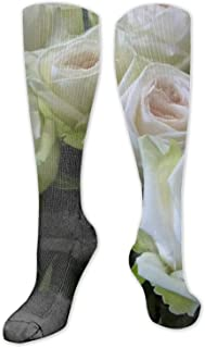 Twisty Cactus Compression Socks Women Men Funny Socks-Best for Running,Cycling,Sports,Nurse,Warm
