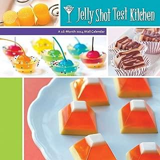 Jelly Shot Test Kitchen 2014 Calendar