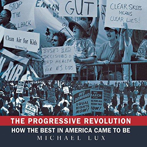 The Progressive Revolution audiobook cover art