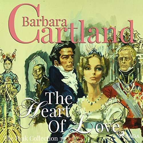 The Heart of Love (The Pink Collection 30) audiobook cover art