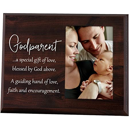 custom picture frame mother/'s day gift picture frame Godmother picture frame baptism frame Godmother gift personalized picture frame